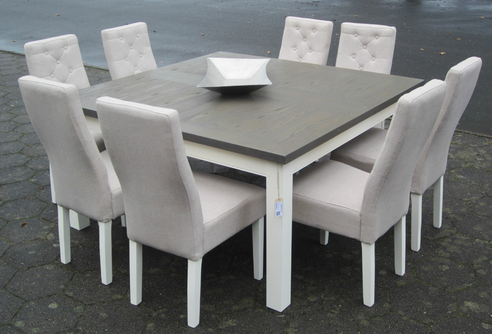 Skagen, samtalebord,spisebord