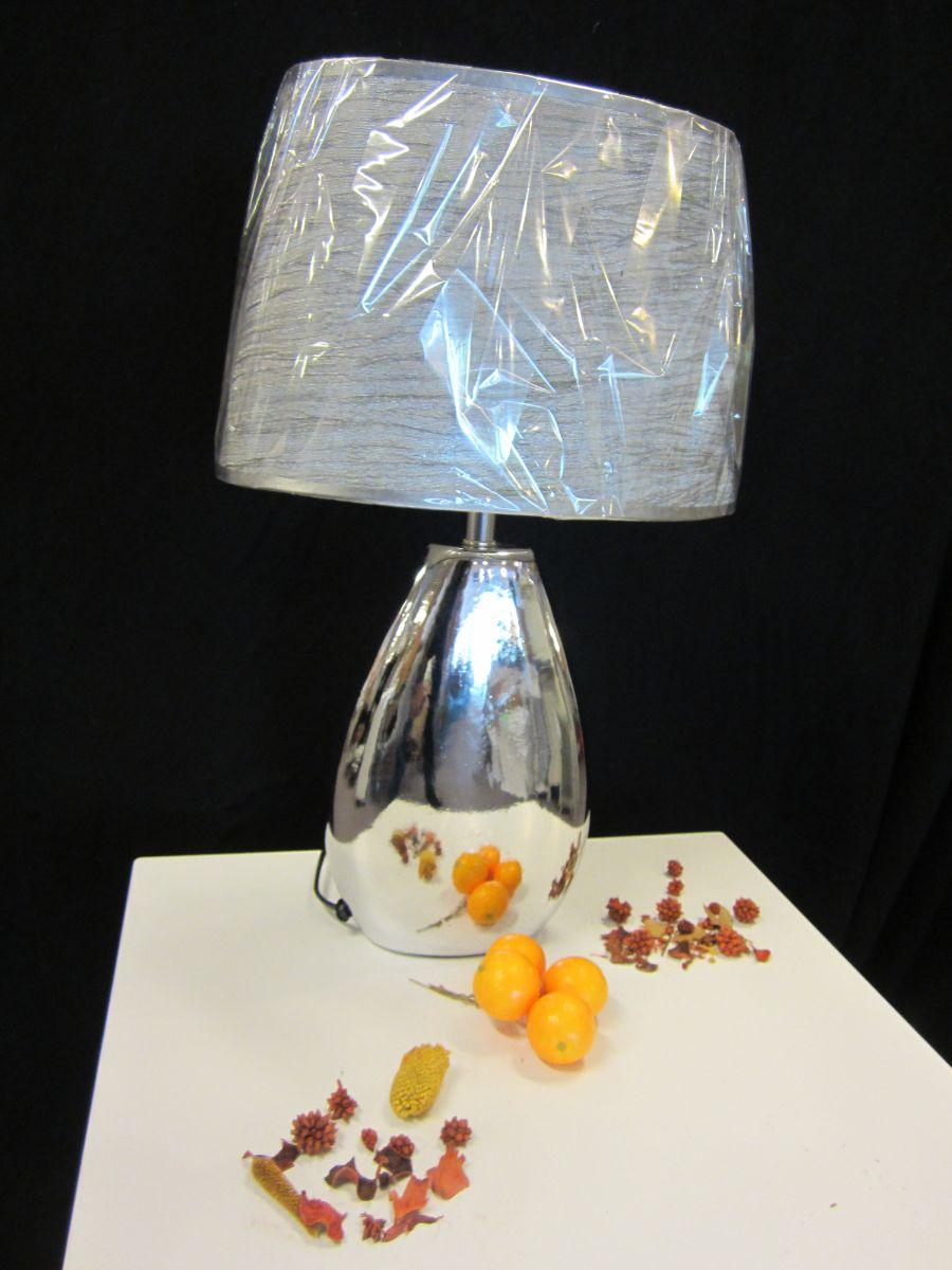 Bordlampe uden skærm
