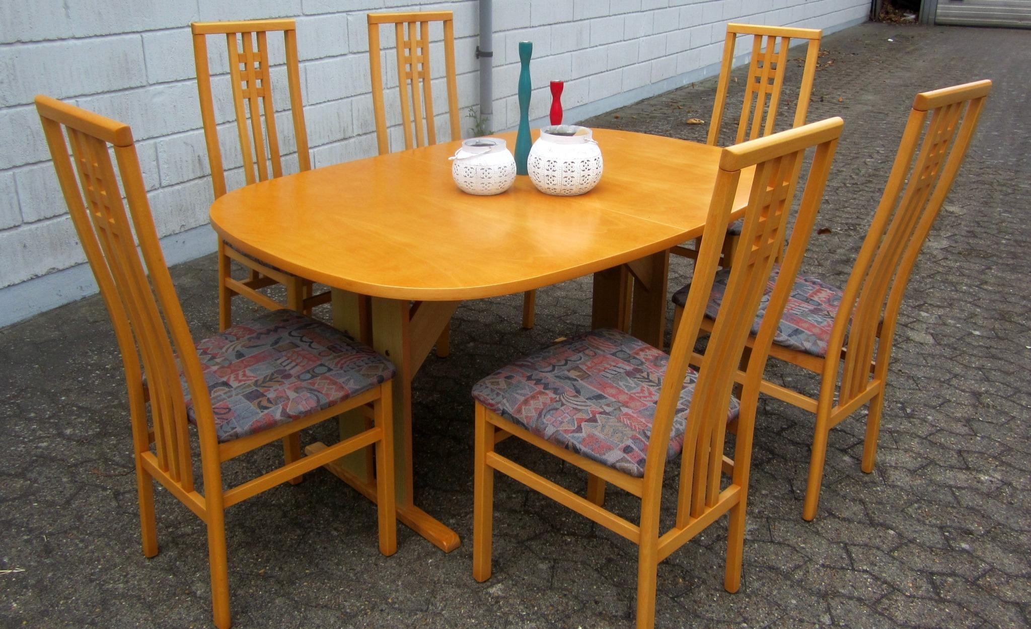 Spisebords sæt_i_bøg