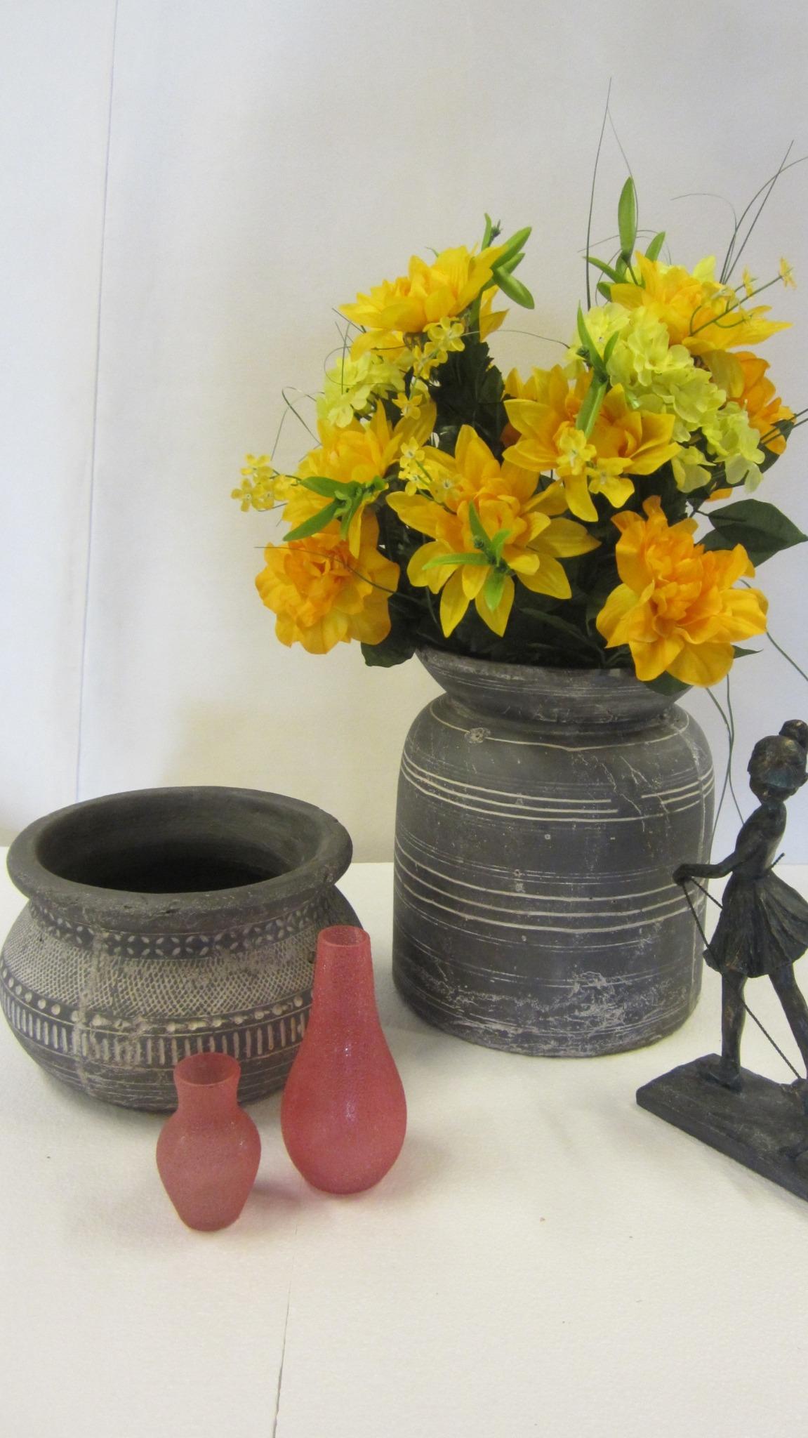 Keramik vase