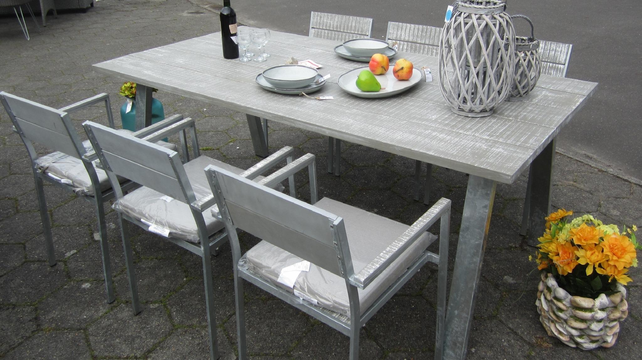 Spisebordssæt til Haven