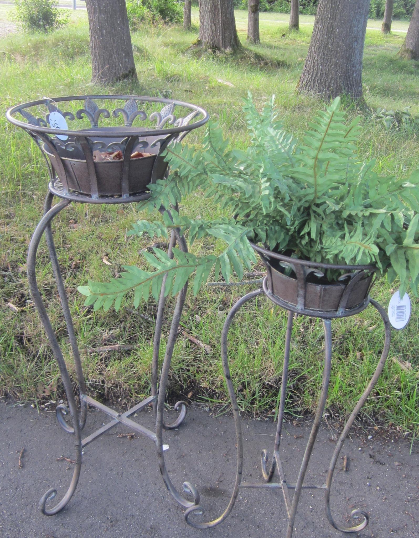 Plantestativ - Opsats