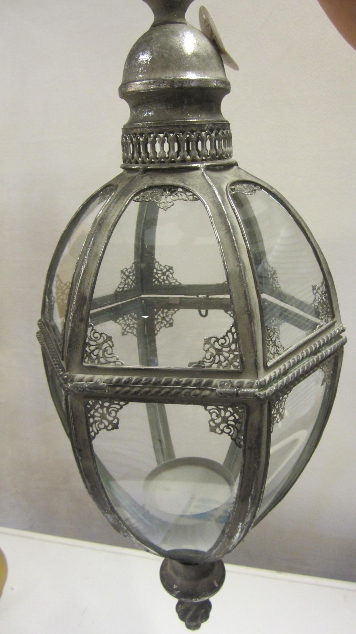 Hænge lanterne lille