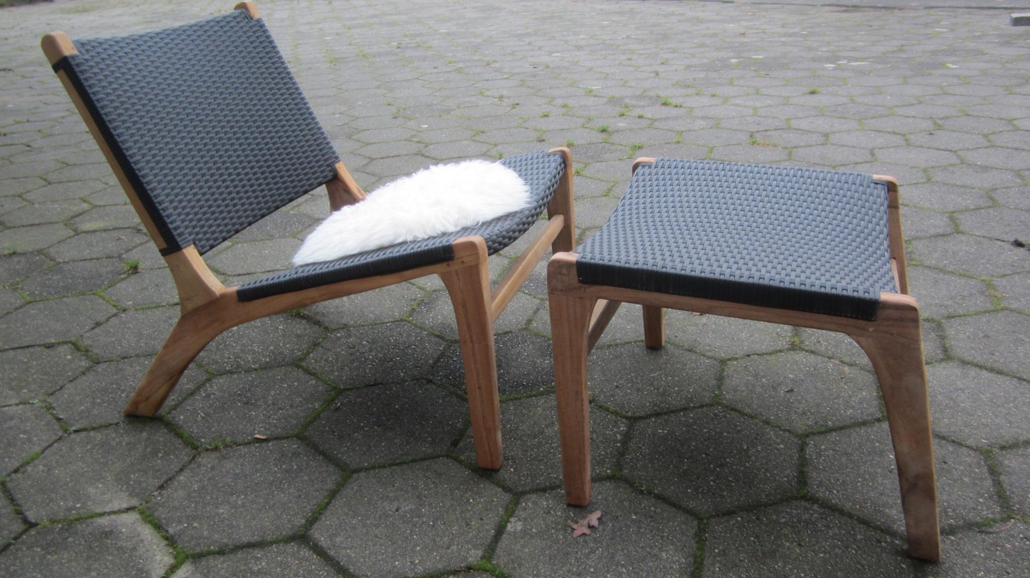 Lounge stol